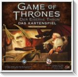 Kartenspiel Game of Thrones Der Eiserne Thron Das Kartenspiel